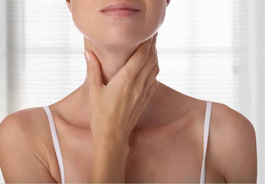 Thyroid disorder treatment benefits