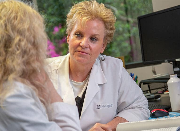 Fixing Fatigue for Peachtree City Woman